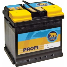 Аккумулятор для автомобиля Baren 7902074 55Ah 480A