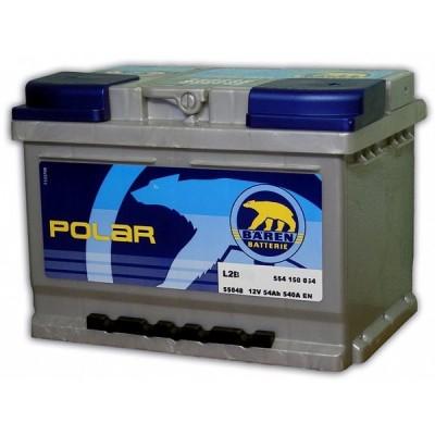 Аккумулятор Baren 7904153 54Ah 540A