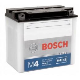 Мотоциклетный аккумулятор Bosch 0092M4F430 12V 19AH 190A 176x101x156mm