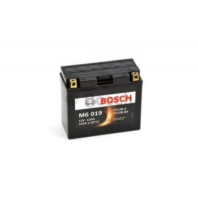 Аккумуляторная батарея BOSCH 0092M60190 12Ah 190A 151/70/131мм