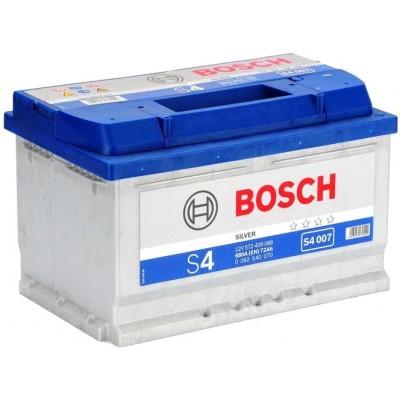 Аккумулятор BOSCH 0092S40070 72Ач 680A