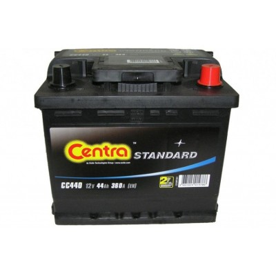 Аккумулятор Centra Standard CC440 12V 44Ah 360A