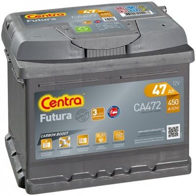 Аккумулятор Centra Futura CA472 12V 47Ah 450A