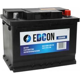 Аккумулятор для автомобиля EDCON DC56480R 56Ah 480A