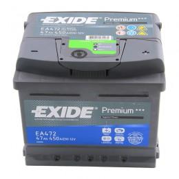 Аккумулятор Exide Premium EA472 47Ач 450A