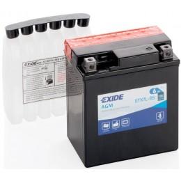 Аккумуляторная батарея Exide ETX7L-BS 12V 6AH 80A 114x71x131mm