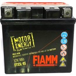 Аккумуляторная батарея Fiamm 7904476 12V 4Ah 113x70x105mm