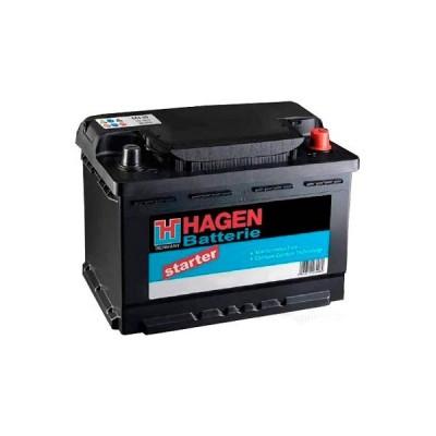 Аккумулятор для автомобиля Hagen 55559 55Ah 460A
