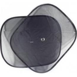 Защита от солнца, шторки на присоске SU025 44х36см 2шт