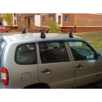 Багажник для Chevrolet Нива Atlant 8914