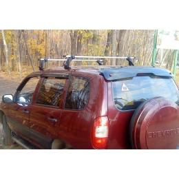 Багажник для Chevrolet Нива Atlant 8915