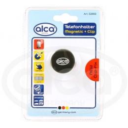 Магнитный держатель телефона на вентиляционную решетку Alca 528100