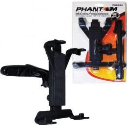 Держатель универсальный для планшетного компьютера на подголовник Phantom PH6284