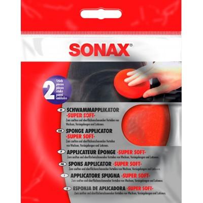 Губки чистящие для ухода за лакокрасочным покрытием а/м Sonax 417141 2шт