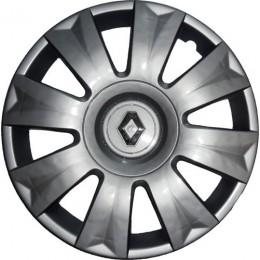 Колпаки колесные WC42915 R15 модельные для Renault 4шт