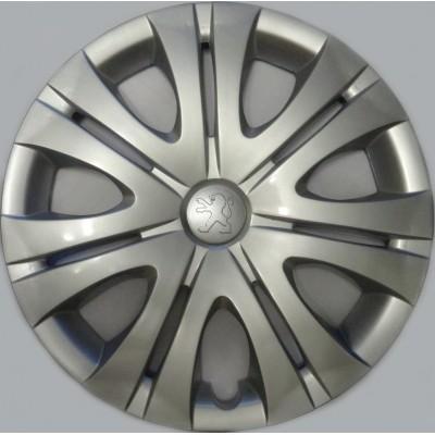 Колпаки колесные R16 модельные для Peugeot  WC173LP 4шт