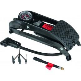 Насос ножной одинарный Heyner 215010 PedalPower PRO BlackEdition