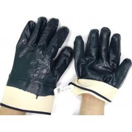 Перчатки нитриловые полное покрытие STARTUL ST7101-10