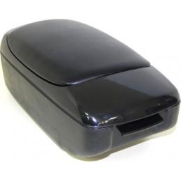Подлокотник автомобильный черный 35005