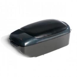 Универсальный подлокотник черно-зеленый BAR00092
