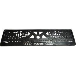 Рамка для номера автомобиля Audi NP209AU