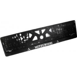 Рамка для номера автомобиля Mitsubishi NP225MI