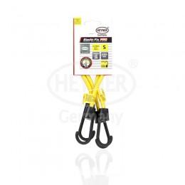 Ремни для крепления багажа эластичные желтые HEYNER 881140 2шт.*40см