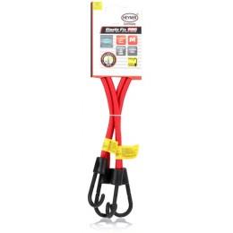 Ремни для крепления багажа эластичные красный (2шт.*60см) HEYNER 881160