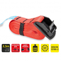 Ремень для крепления багажа ленточный 25мм х 2,5м HEYNER 880250