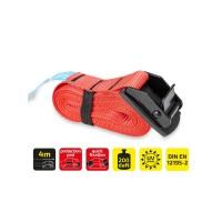 Ремень для крепления багажа ленточный 25мм х 4м HEYNER 880400