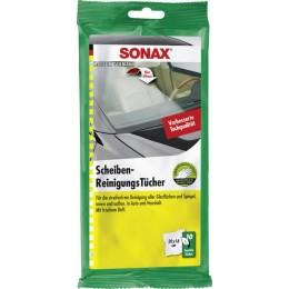 Салфетки для очистки стекол Sonax 415000
