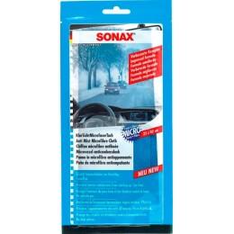 Салфетка для протирания стекол из микрофибры Sonax 421200 25X40см