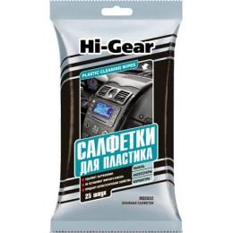 Салфетки HI-GEAR HG5602 для пластиковых панелей