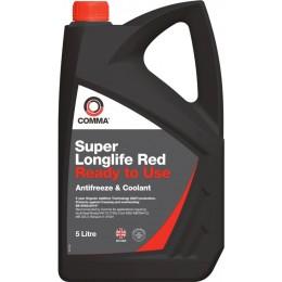 Антифриз Comma Super Longlife Red 5л