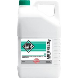 Антифриз бирюзовый AWM® 11/Glysantin® G48 5кг