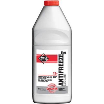 Антифриз красный AWM® G12+/Glysantin® G30 1кг