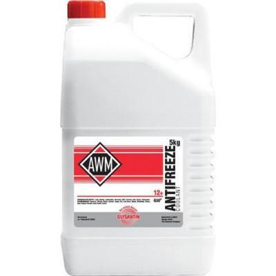 Антифриз красный AWM® G12+/Glysantin® G30 5кг