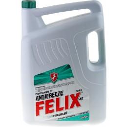 Антифриз зеленый FELIX PROLONGER 10кг