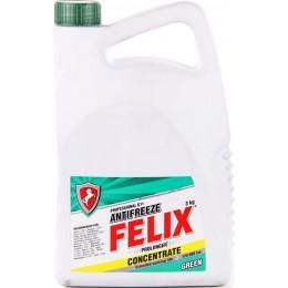 Антифриз зеленый концентрат FELIX PROLONGER 3кг