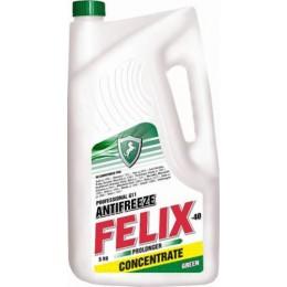 Антифриз зеленый концентрат FELIX PROLONGER 5кг