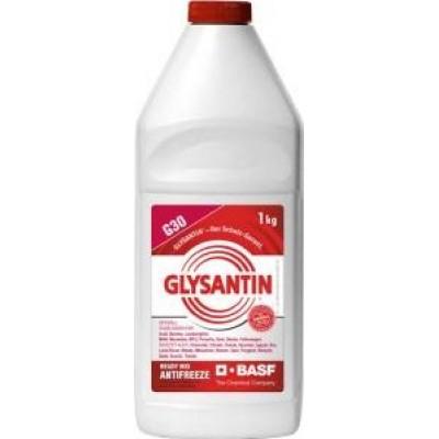 Антифриз красный концентрат Glysantin G30 1л