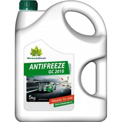 Антифриз GreenCool GC 2000/GC 2010 5кг