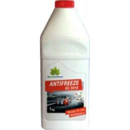 Концентрат антифриза Greencool 5010 красный 1кг