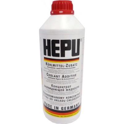 Антифриз красный концентрат Hepu P999-G12 1.5л