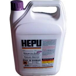 Антифриз лиловый концентрат Hepu P999-G12Plus-005 5л