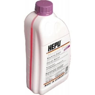 Антифриз лиловый концентрат Hepu P999-G12Plus 1.5л