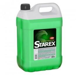 Антифриз зеленый Starex ANTIFREEZE G 10кг