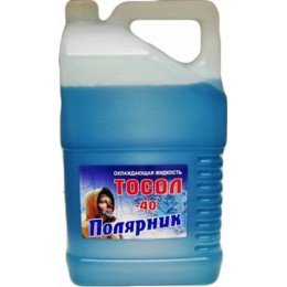Тосол «Полярник» -40 10кг