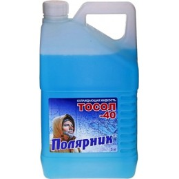 Тосол «Полярник» -40 5кг