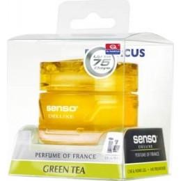 Ароматизатор гелевый Dr. Marcus Senso Deluxe Green Tea 50мл